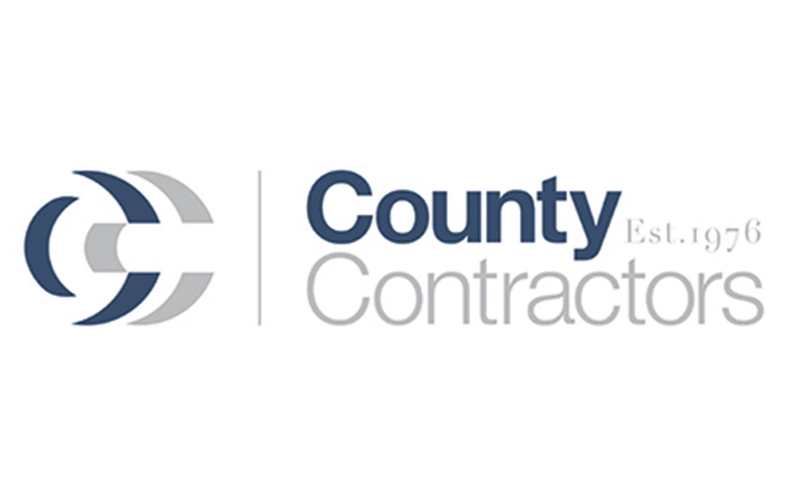 County Contractors Logo